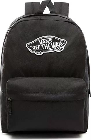 Czarny plecak Vans