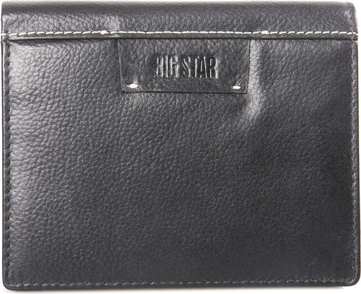 b51d0ecce867e Czarny portfel męski big star