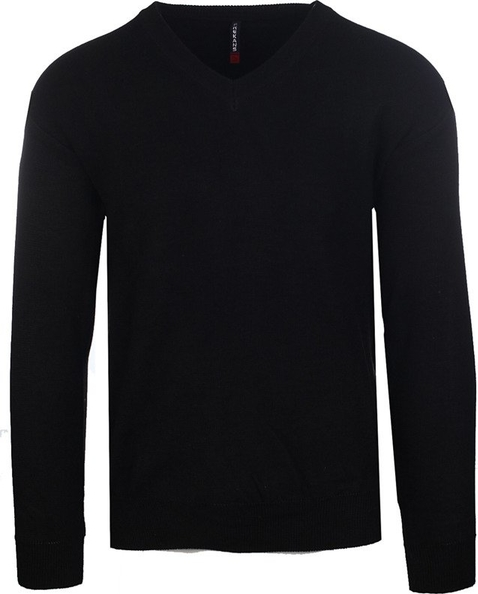 Czarny sweter ACS