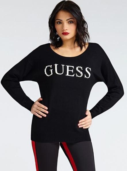 w ofercie Sweter Guess Odzież Damskie Swetry i bluzy damskie