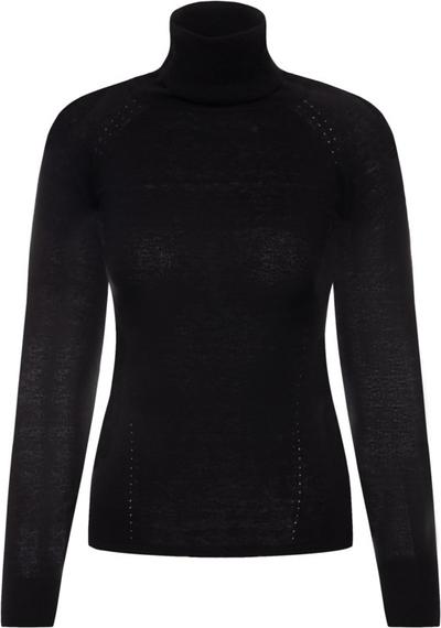 Czarny sweter Marciano
