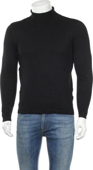 Czarny sweter Millers w stylu casual