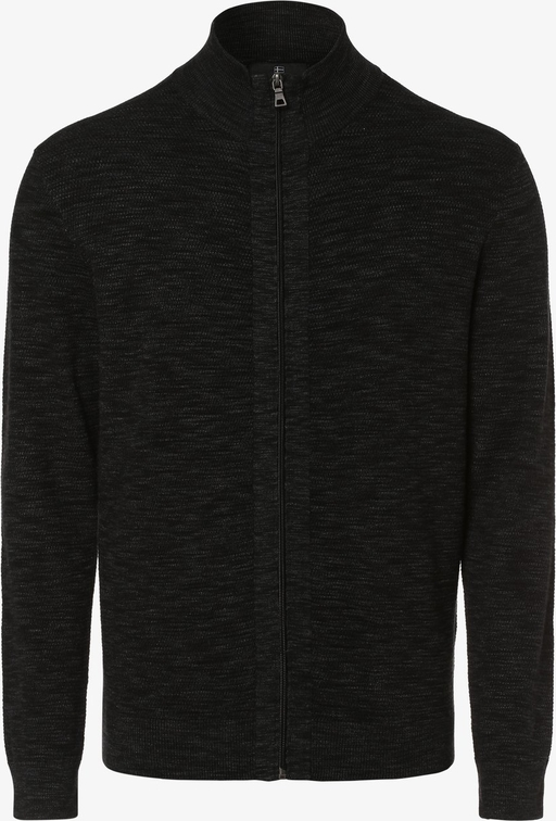 Czarny sweter Nils Sundström