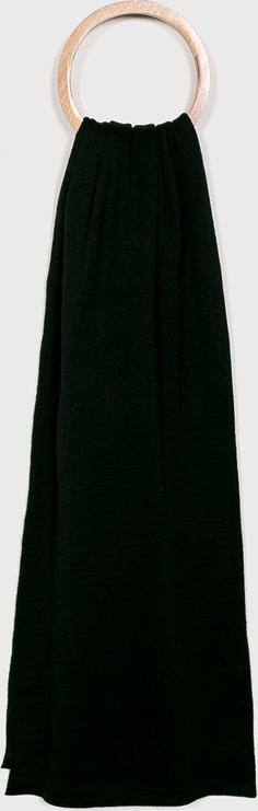 Czarny szal męski Calvin Klein