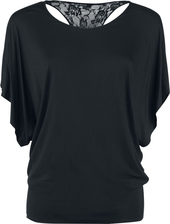 Czarny t-shirt Forplay