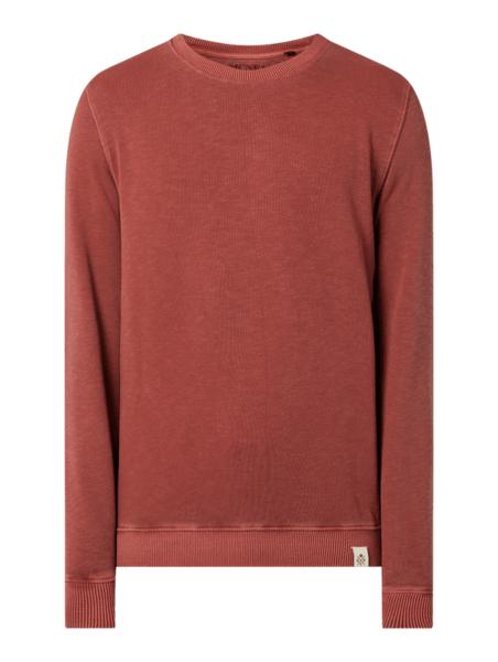 Czerwona bluza McNeal z bawełny w stylu casual