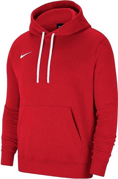 Czerwona bluza Nike w sportowym stylu