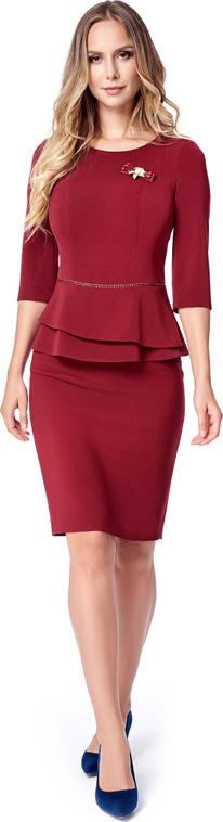Czerwona bluzka POTIS & VERSO