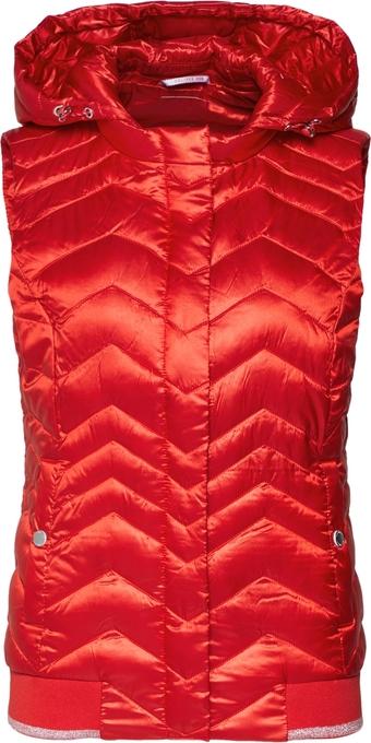 Czerwona kamizelka S.Oliver Red Label w stylu casual