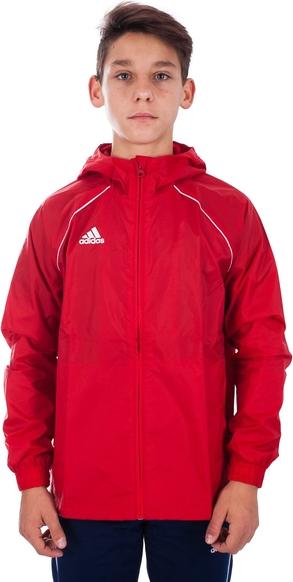 Czerwona kurtka dziecięca Adidas