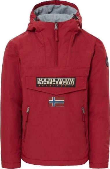 Czerwona kurtka Napapijri