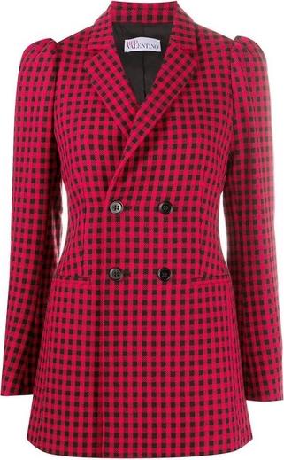 Czerwona kurtka Red Valentino