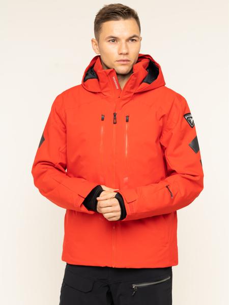 Czerwona kurtka ROSSIGNOL w stylu casual