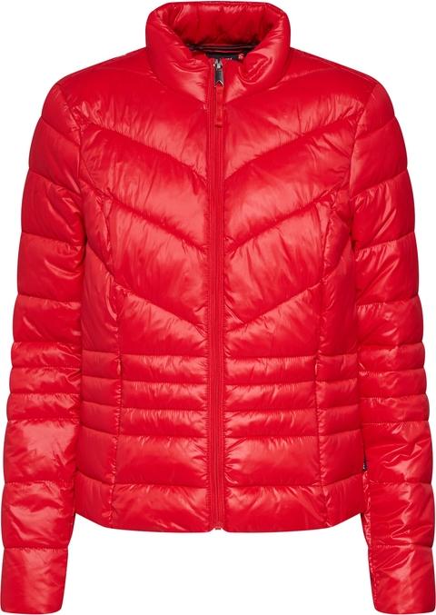 Czerwona kurtka Vero Moda w stylu casual