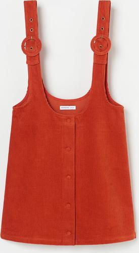 Czerwona spódniczka dziewczęca Reserved