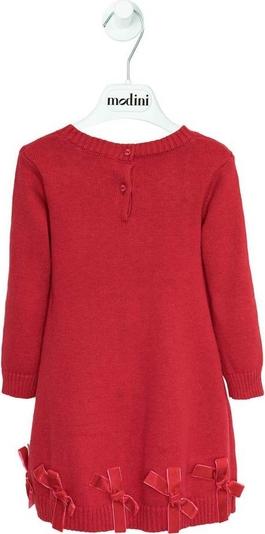 Czerwona sukienka dziewczęca Lili Gaufrette