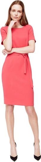 Czerwona sukienka ECHO