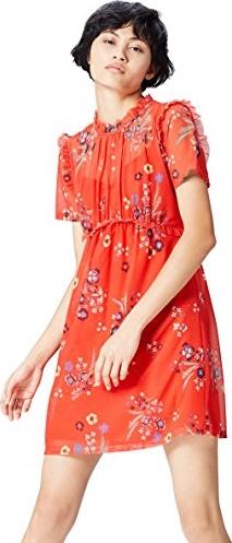 Czerwona sukienka find