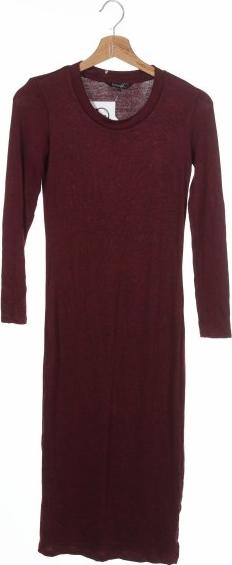 Czerwona sukienka George w stylu casual mini