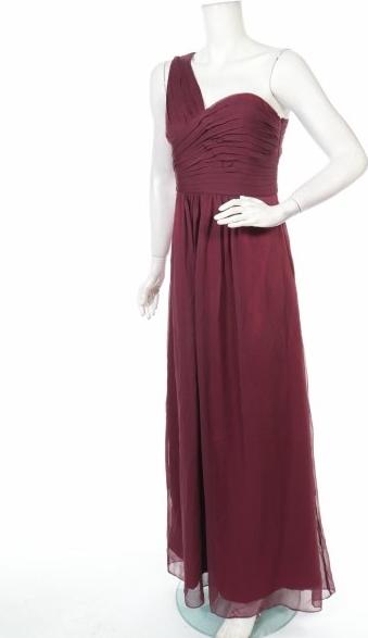 Czerwona sukienka Minuet