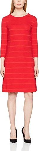 Czerwona sukienka s.oliver