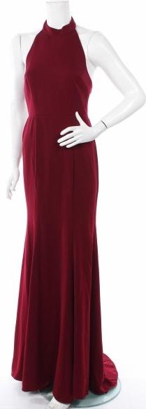 Czerwona sukienka Th&th bez rękawów