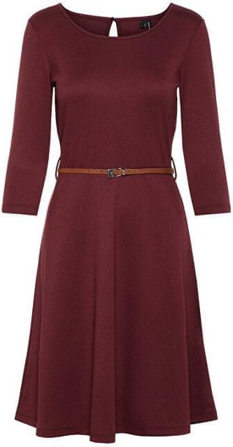 Czerwona sukienka Vero Moda mini
