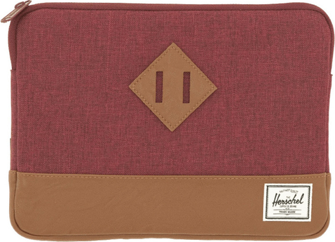 Czerwona torba Herschel Supply Co.