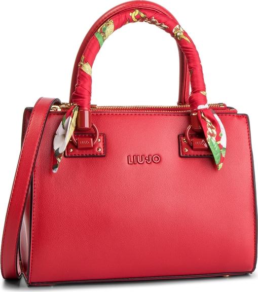 Czerwona torebka Liu-Jo w stylu casual