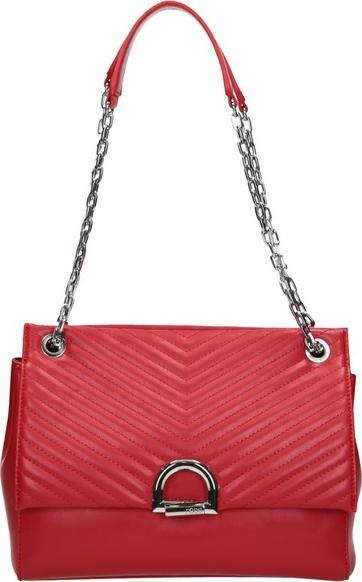 Czerwona torebka NOBO na ramię średnia