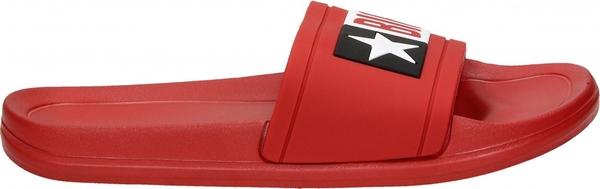 Czerwone klapki Big Star w stylu casual
