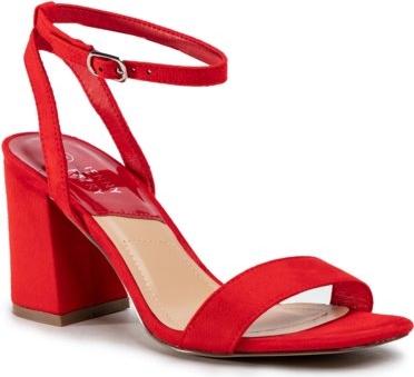 Czerwone sandały Jenny Fairy