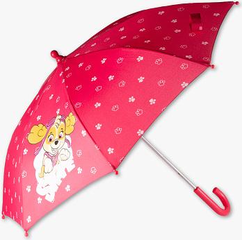 Czerwony parasol dziecięcy C&A