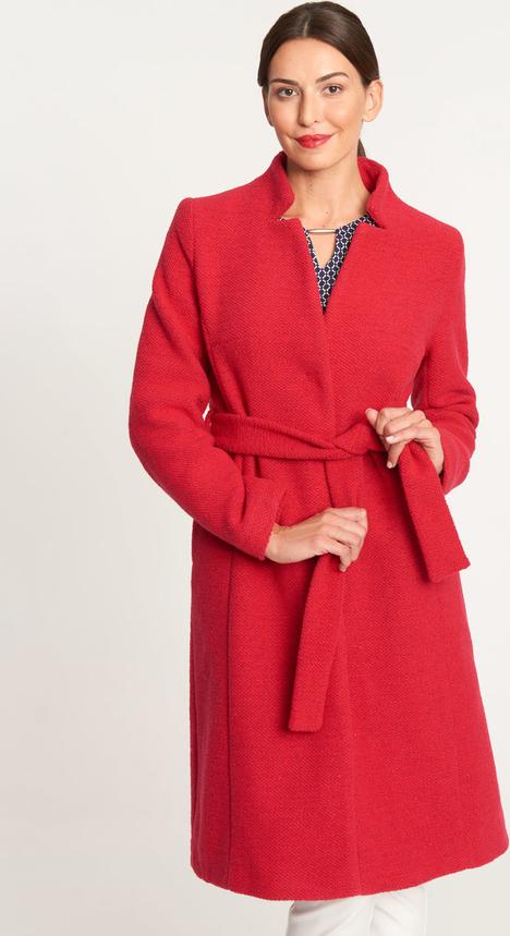 Czerwony płaszcz QUIOSQUE