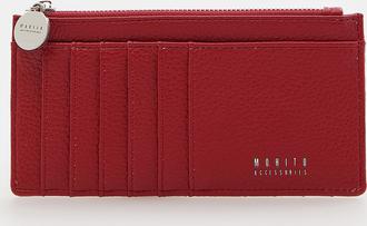 Czerwony portfel Mohito