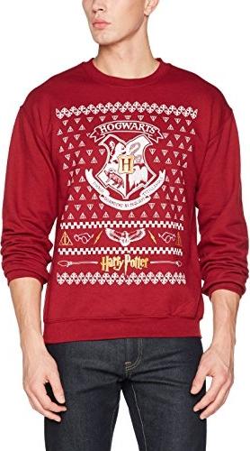 Czerwony sweter Harry Potter