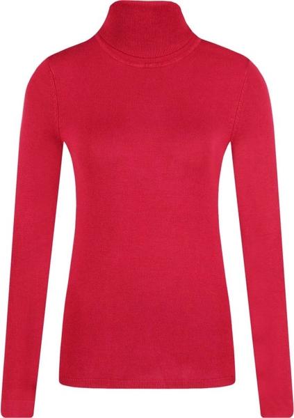 Czerwony sweter Liu-Jo w stylu casual