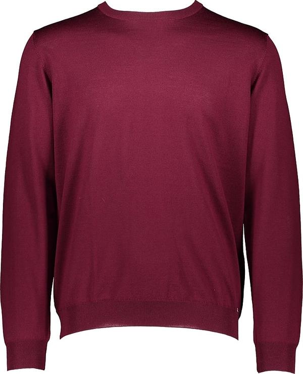 Czerwony sweter Olymp