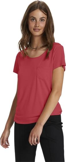 Czerwony t-shirt Soaked in Luxury