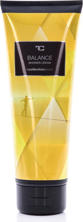 Dedra SHOWER CREAM żel pod prysznic, LA COLLECTION PRIVÉE balance, 200 ml