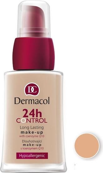 Dermacol 24 Control Make-up | Podkład z koenzymem Q10 02 - Wysyłka w 24H!