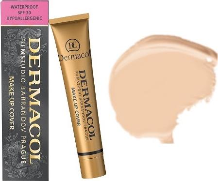 Dermacol Make-Up Cover | Podkład kryjący - kolor 207 - 30g - Wysyłka w 24H!