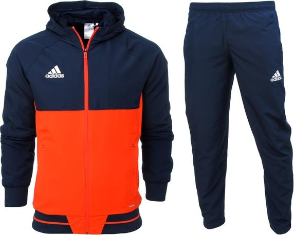 ad1af2232 Dres kompletny adidas meski spodnie kurtka tiro 17 bq2781 / bq2793
