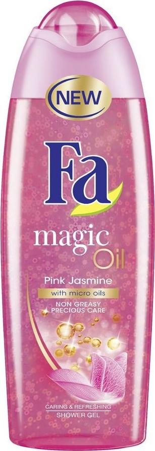 Fa, Magic Oil Pink Jasmine, żel pod prysznic, 250 ml