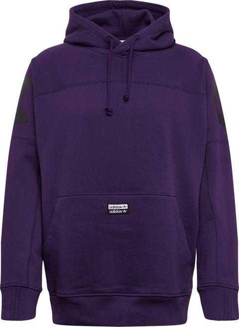Fioletowa bluza Adidas Originals