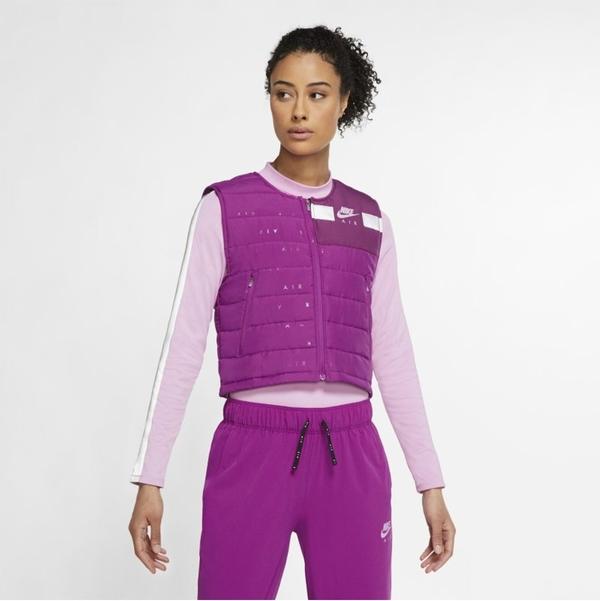 Fioletowa kamizelka Nike