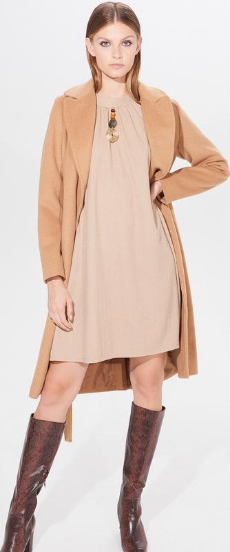 Fioletowa sukienka Mohito mini w stylu casual