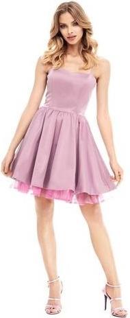 Fioletowa sukienka Sugarfree mini