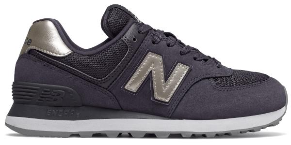 Fioletowe buty sportowe New Balance