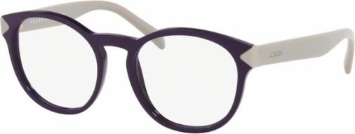 70% ZNIŻKI Fioletowe okulary damskie Prada Eyewear Akcesoria Damskie Okulary damskie HC LMMMHC-4